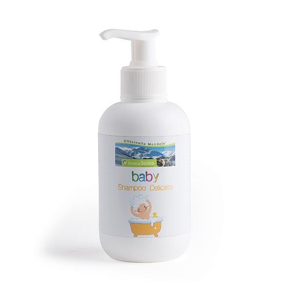 BABY SHAMPOO DELICATO 250ml