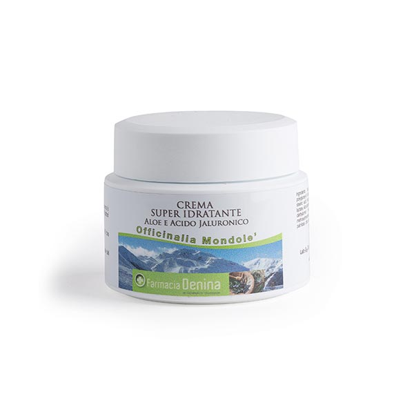 CREMA SUPERIDRATANTE ALOE E ACIDO IALURONICO 50ml