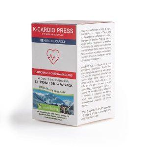 K-CARDIOPRESS 40 CAPSULE GASTRORESISTENTI
