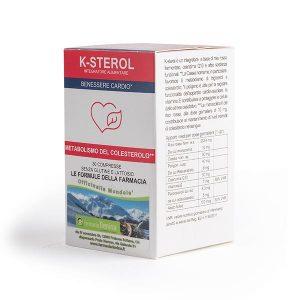 K-STEROL per l'equilibrio del colesterolo 30 compresse