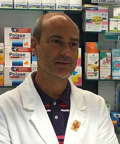 Fabrizio Fechino, Farmacia Denina - Frabosa Sottana