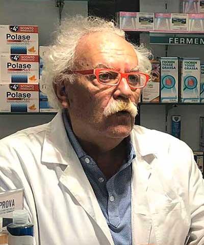 Giuseppe Denina, Farmacia Denina - Frabosa Sottana