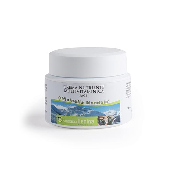CREMA NUTRIENTE MULTIVITAMINICA face 50ml