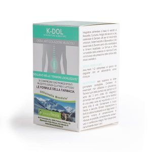 K-DOL 30 compresse gastroresistenti rivestite