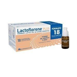 Lactoflorene Plus, fermenti lattici ad azione probiotica. Farmacia Denina