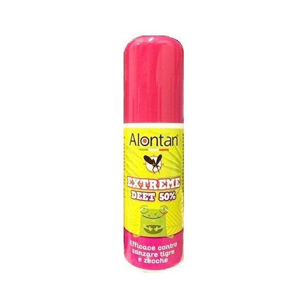 Alontan, spray efficace contro zanzare tigre e zecche