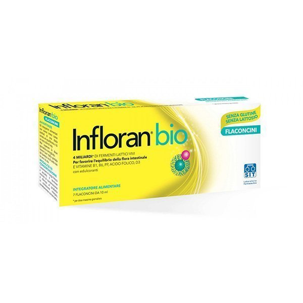Infloran bio, fermenti lattici vivi