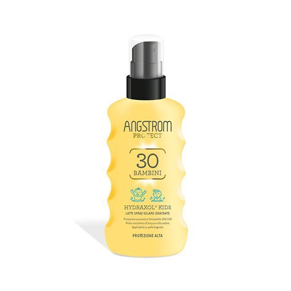 Angstrom Solare Hydraxol Latte Spray Kids SPF30 175ml