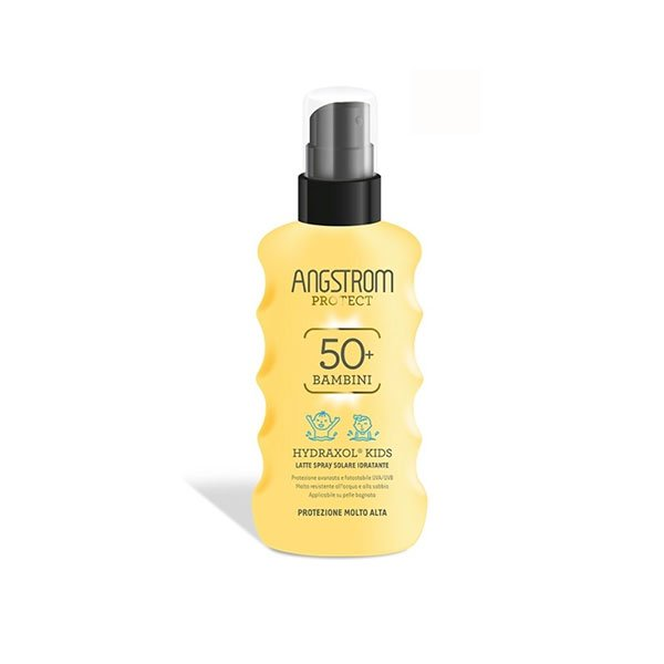 Angstrom Solare Hydraxol Spray Bambini SPF50+