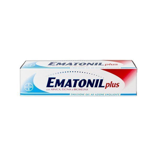Ematonil Plus Emulsione Gel 50ml