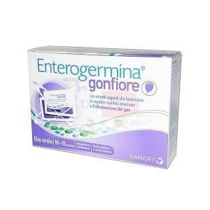 Enterogermina Gonfiore per il benessere del transito intestinale 20 bustine