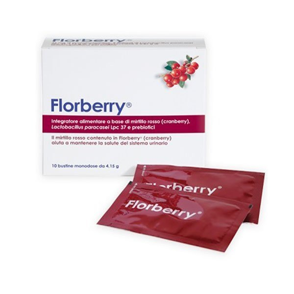 -41% Florberry 10 Buste