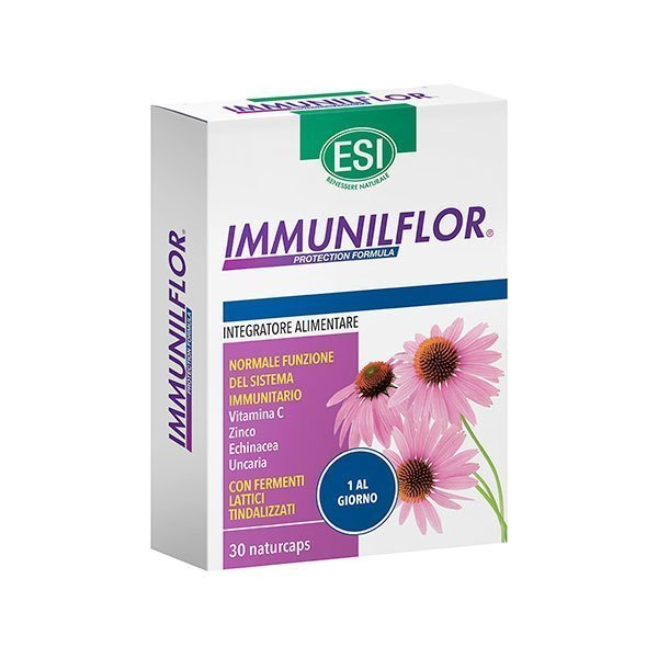 Immunilflor difese immunitarie 30 naturcaps