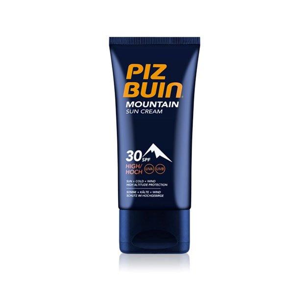 Piz Buin Mountain, crema abbronzante viso SPF 30