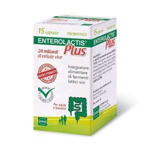 Enterolactis Plus 15 Capsule