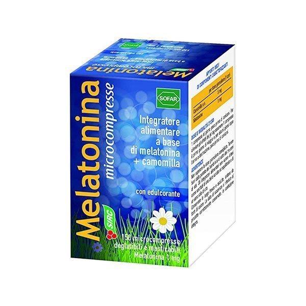 SOFAR Melatonina150 Microcompresse