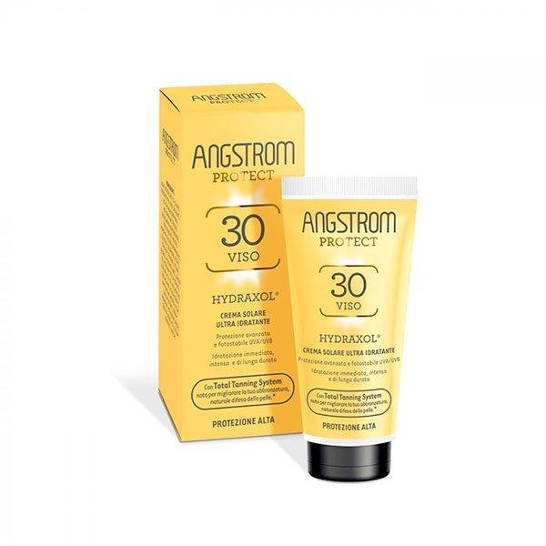 Angstrom Protect Crema Solare Viso Hydraxol SPF30 50ml