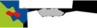 Logo Farmacia Denina bianco 200x59