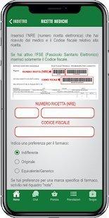 Applicazione Farmacia Denina. Demo slide 2, formato 155x310