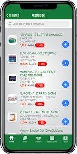 Applicazione Farmacia Denina. Demo slide 4, formato 155x310