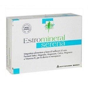 Estromineral serena integratore menopausa 40 compresse
