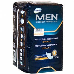 TENA MEN livello 3 – 16 pannoloni